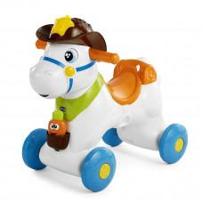 """Каталка """"Лошадка Baby Rodeo"""" 12м+ Chicco"""