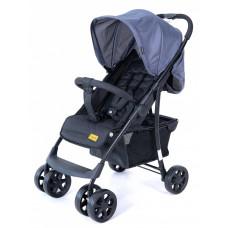 """Детская коляска Tomix """"City One"""", (Grey&Black) 01-31330"""