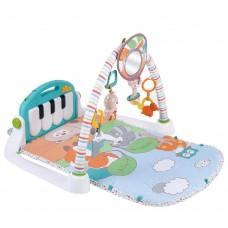 Развивающий игровой коврик с пианино Discover N Grow Kick, Konig Kids