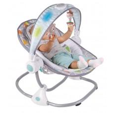 Детское кресло-качалка Light up N Sooth Seat с подсветкой, Konig Kids