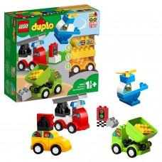 LEGO DUPLO Мои первые машинки 10886