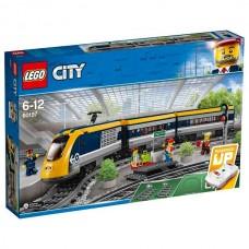 LEGO City 60197 Конструктор ЛЕГО Город Пассажирский поезд