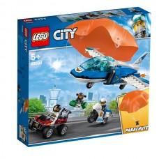 LEGO City Воздушная полиция: Арест парашютиста 60208