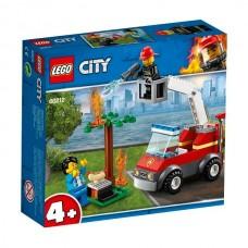 LEGO City Пожарные: Пожар на пикнике 60212