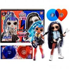 LOL Surprise OMG Remix мальчик Rocker Boi и девочка Punk Grrrl