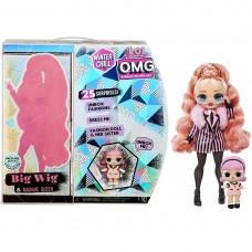 Лол Омг Биг Виг Винтер Чилл 2 куклы Lol Omg Big Wig Winter Chill