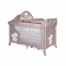 Кровать-манеж Moonlight 2 plus rocker, цвета в ассортименте