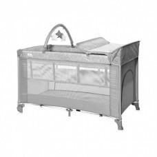 Кровать-манеж Lorelli Torino 2 plus, цвета в ассортименте