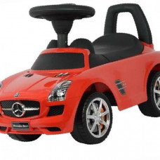 Chilok BO: Машина/Каталка МАШИНКА МЕРС (муз.панель) 3-6 лет Красный