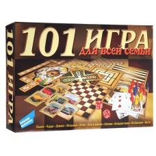 101 игра для всей семьи Dream Makers 1601C