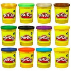 Баночка пластилина Play-Doh в ассортименте
