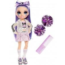 Кукла Вайолет Уиллоу чирлидер Rainbow High Cheer 572084