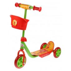 """Детский трёхколёсный самокат """"Три кота"""""""