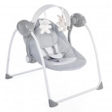 Детское кресло-качалка Relax & Play Cool Grey, Chicco