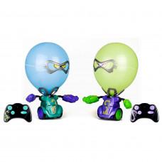 Робот YCOO ДУ Робокомбат Шарики Фиолетовый-Зеленый 88040Y