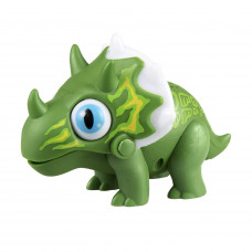 Робот Динозавр Глупи зеленый