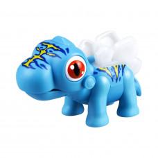 Робот Динозавр Глупи синий