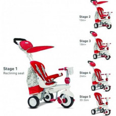 Велосипед Smartrike Dazzle Red/White