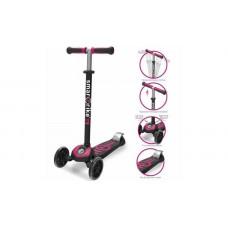 Самокат Smartrike T5 Pink свет.колеса  2010101