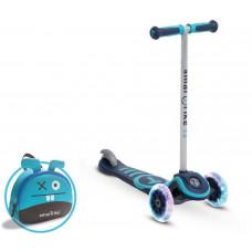 Самокат Smartrike T3 Blue свет.колеса  2000801