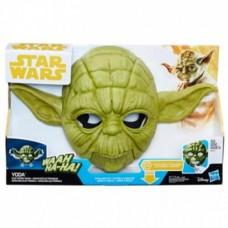 Маска мастера Йода звуковая Stars Wars Yoda E0329