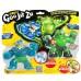 Гуджитсу Траш и Рок Джо набор тянущихся фигурок Goo Jit Zu 37336