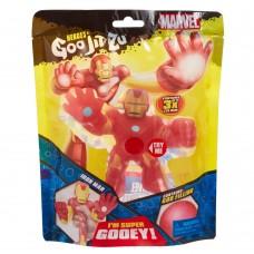 Гуджитсу Железный человек тянущаяся фигурка Goo Jit Zu 38180