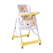 Детский стульчик для кормления Lorelli Gusto, расцветка в ассортименте