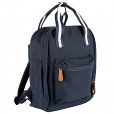 Сумка-рюкзак для мамы синий, Chicco