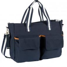 Дорожная сумка для мамы синяя, Chicco