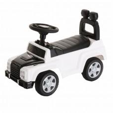 Каталка машинка Strong White/Белый Pituso