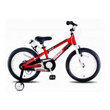 """ROYAL BABY Велосипед двухколесный SPACE NO.1 ALLOY 16"""" Оранжевый ORANGE RB16-17"""