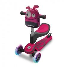 Самокат Smar Trike T-Scooter T1 Pink 2020201